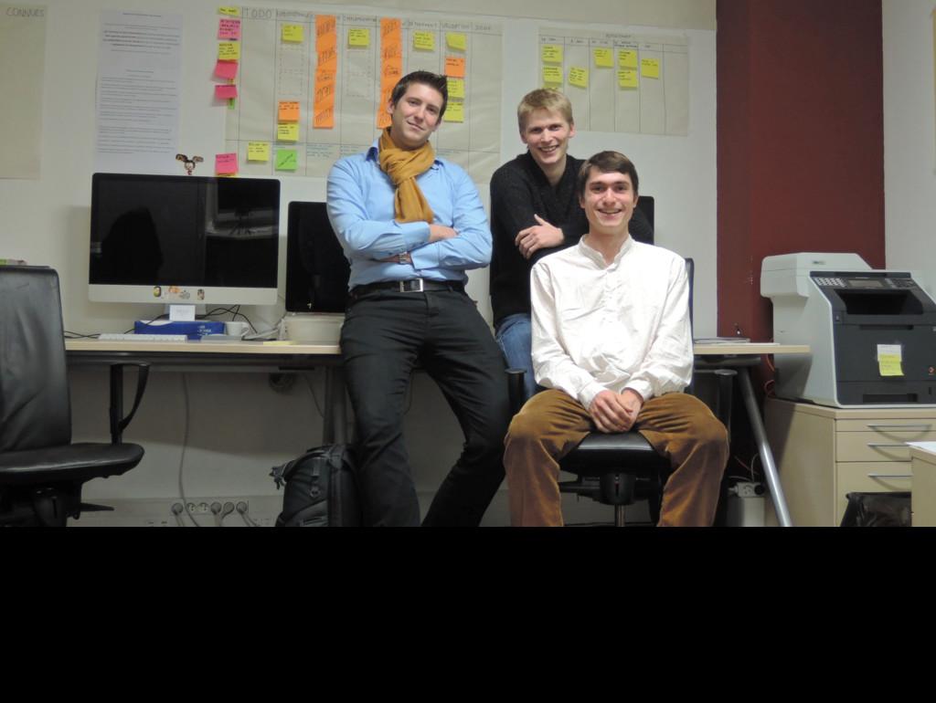 13 Comme toute startup avec de grandes ambition...
