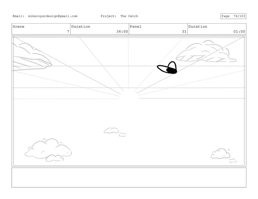 Scene 7 Duration 36:00 Panel 31 Duration 01:00 ...