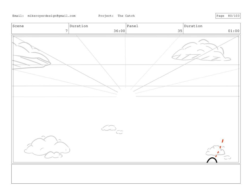 Scene 7 Duration 36:00 Panel 35 Duration 01:00 ...