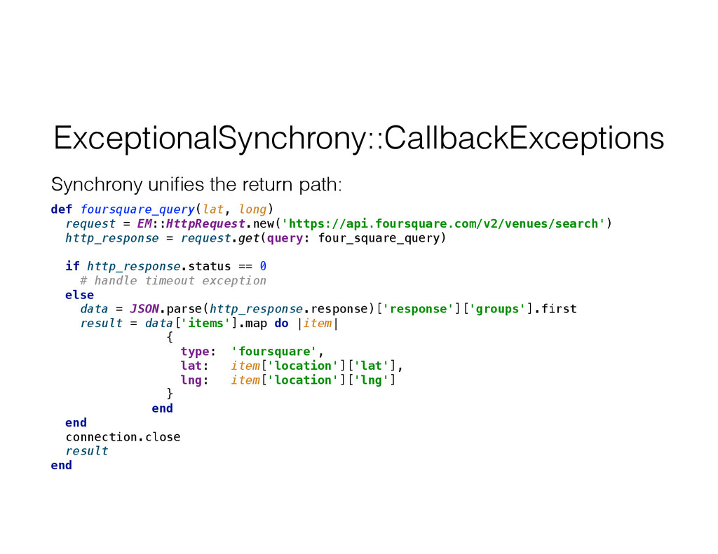 ExceptionalSynchrony::CallbackExceptions Synchr...
