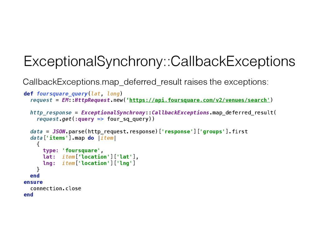ExceptionalSynchrony::CallbackExceptions Callba...