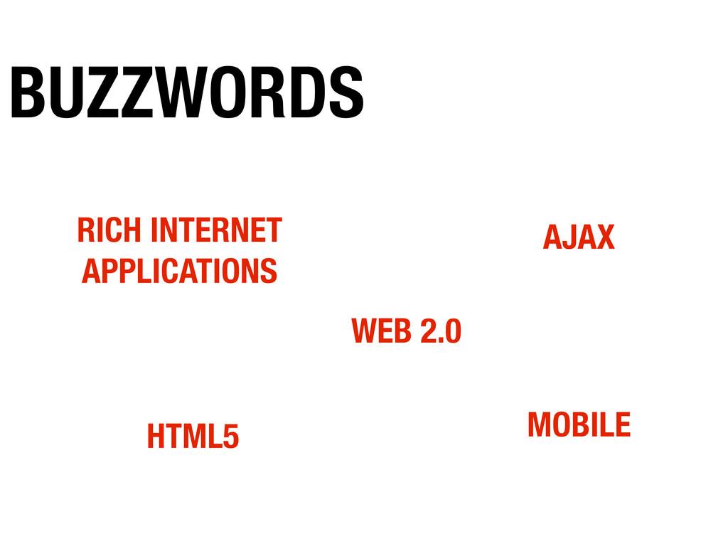 RICH INTERNET APPLICATIONS AJAX MOBILE HTML5 WE...