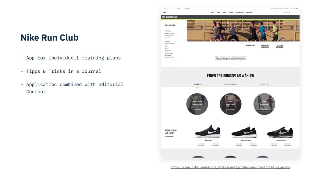Nike Run Club – App for individuell training-pl...
