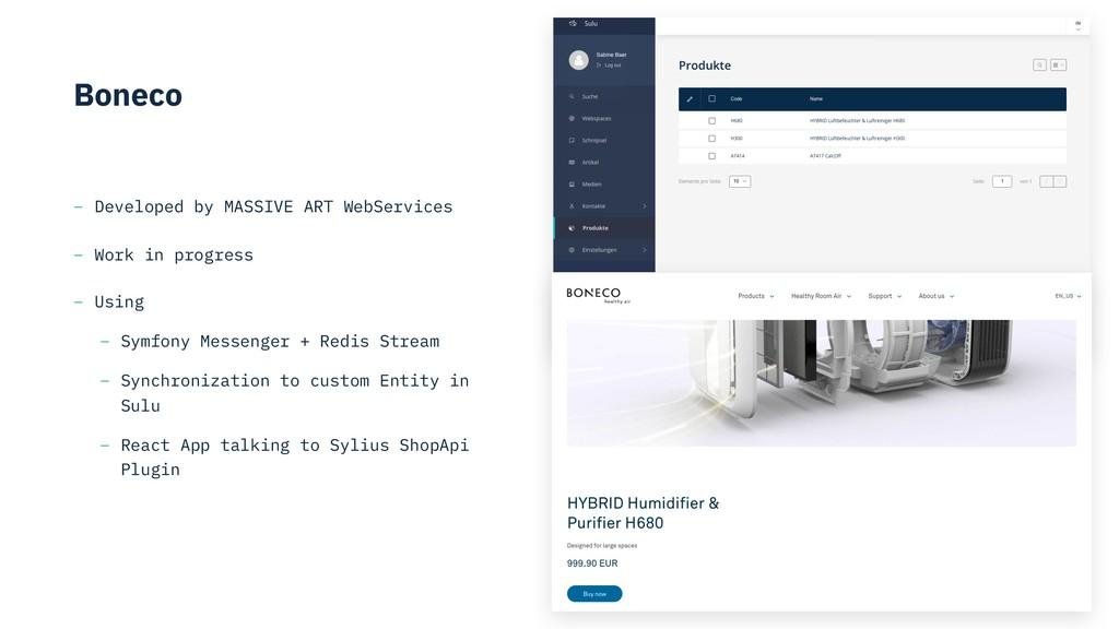 Boneco – Developed by MASSIVE ART WebServices –...