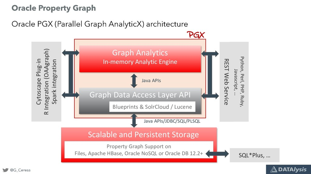 PGX Scalable and Persistent Storage Graph Data ...