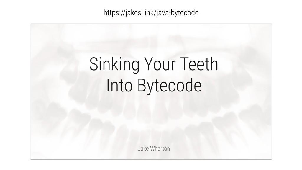 https://jakes.link/java-bytecode