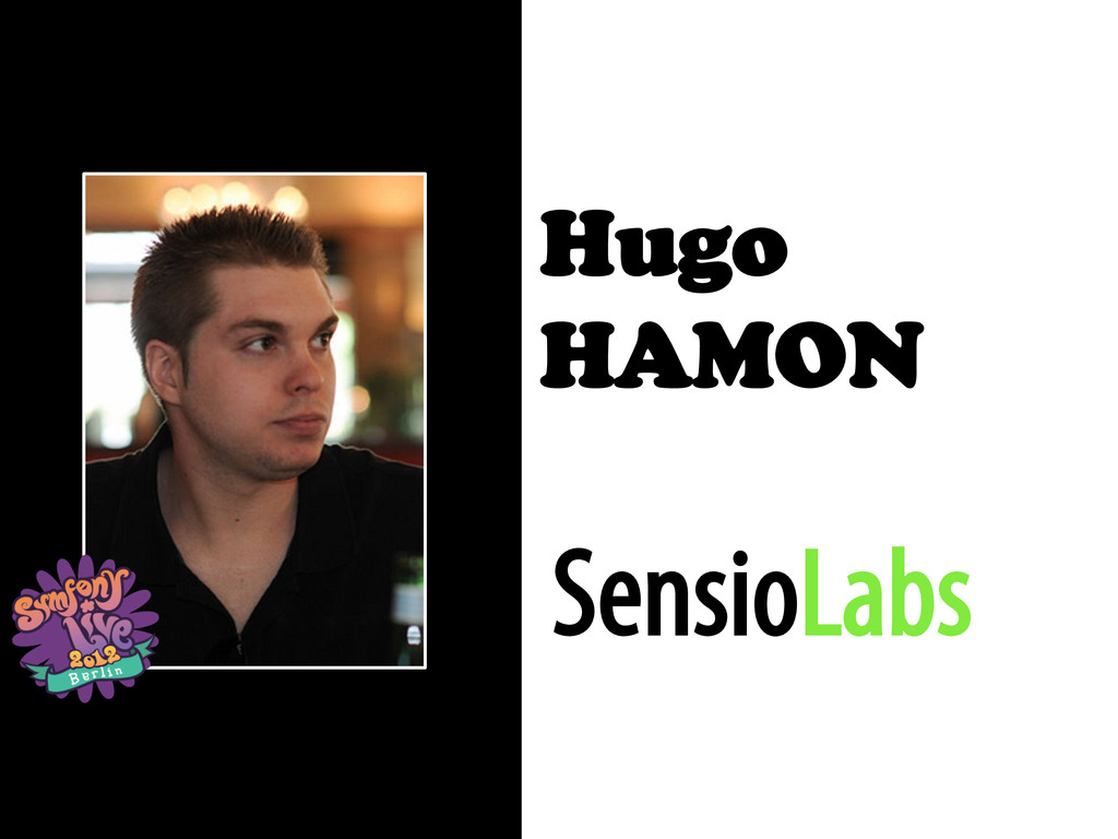 Hugo HAMON SensioLabs