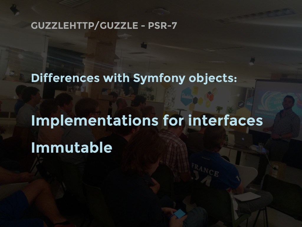 GUZZLEHTTP/GUZZLE - PSR-7 Differences with Symf...