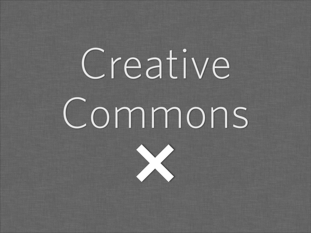 Creative Commons 