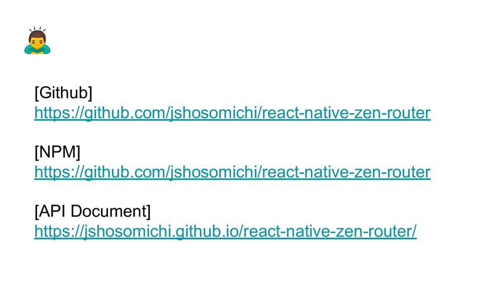 [Github] https://github.com/jshosomichi/react-n...