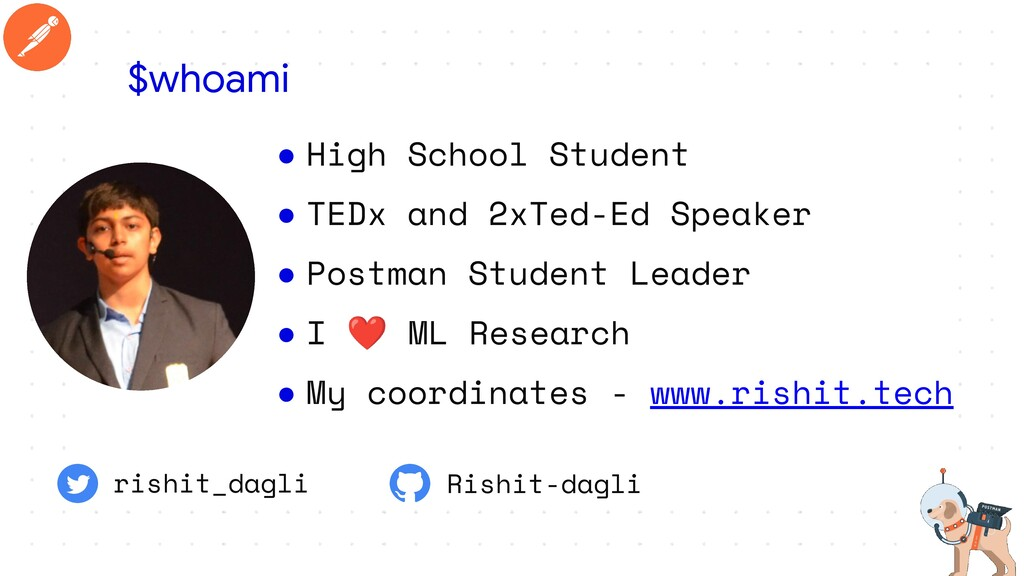● High School Student ● TEDx and 2xTed-Ed Speak...