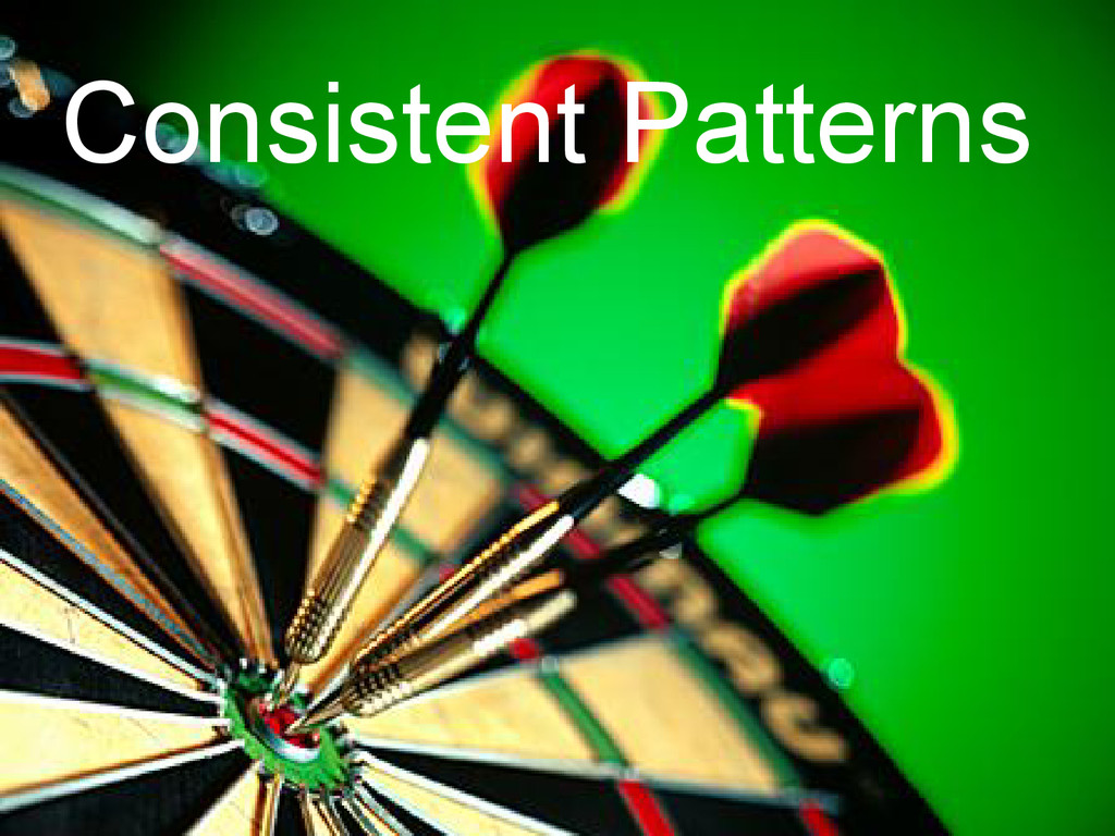 Consistent Patterns