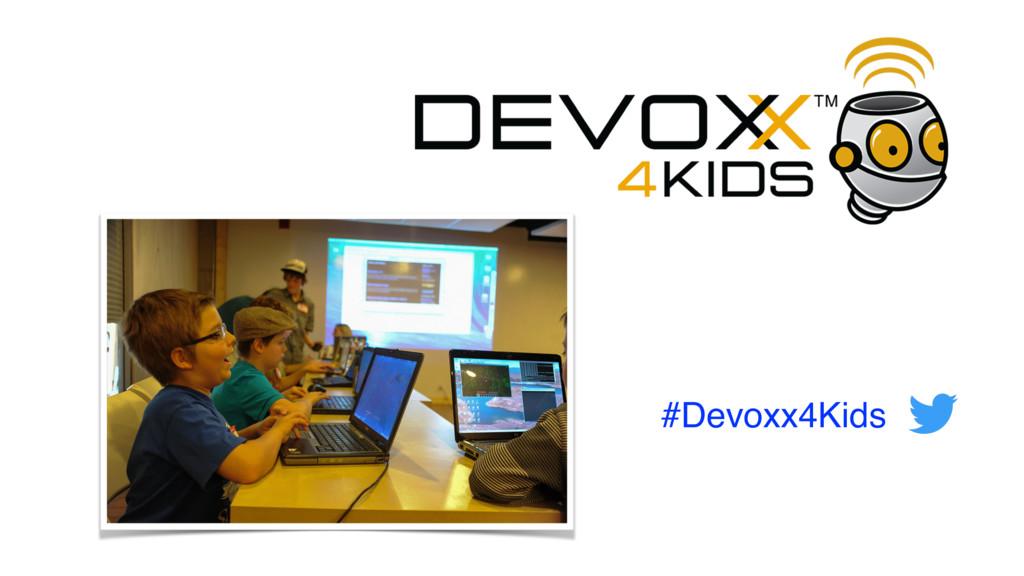 #Devoxx4Kids