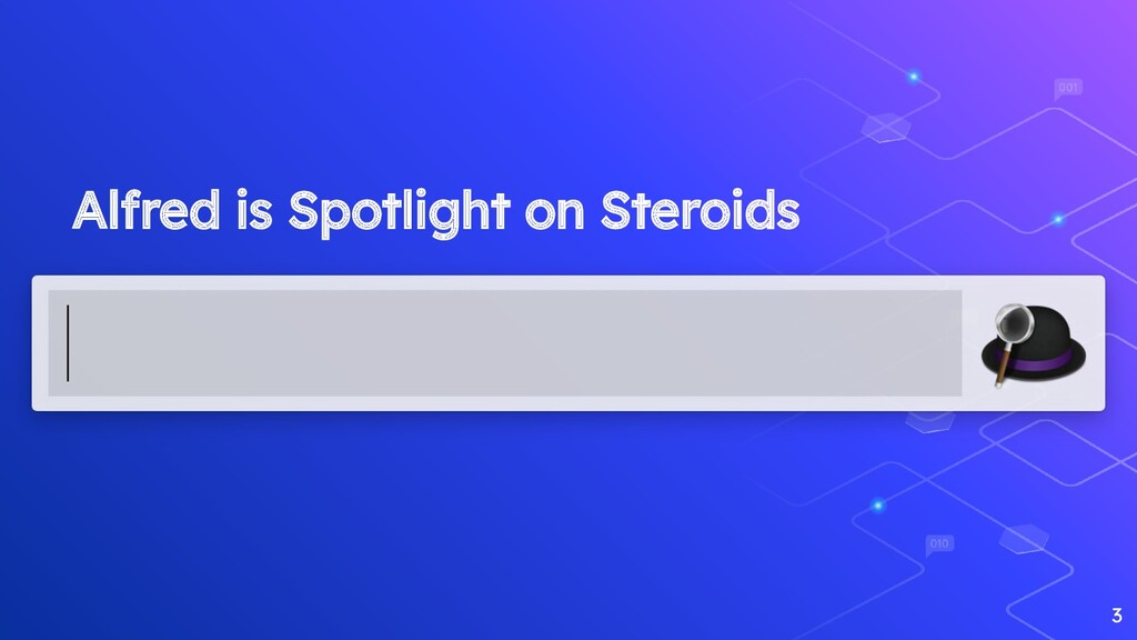 Alfred is Spotlight on Steroids 3