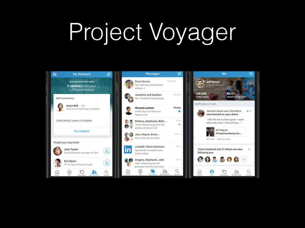 Project Voyager