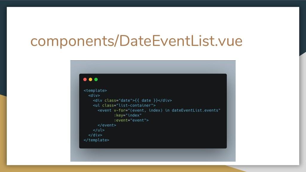 components/DateEventList.vue