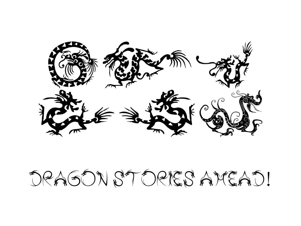DRAGON STORIES AHEAD! fAC Ddb