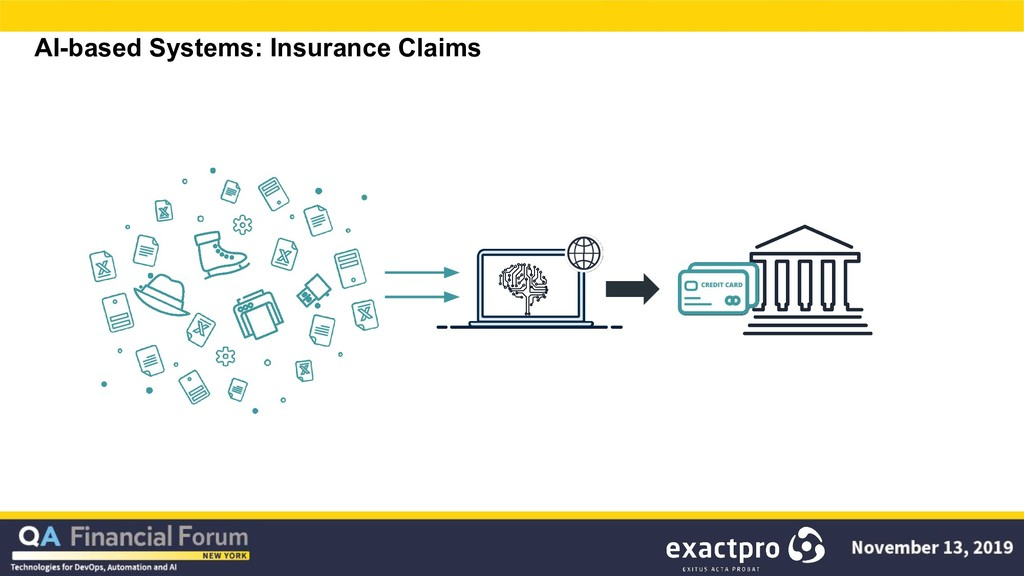 AI-based Systems: Insurance Claims