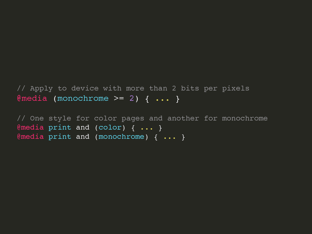 // Apply to device with more than 2 bits per pi...