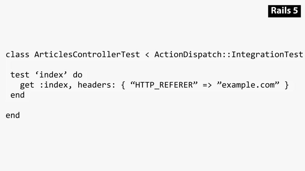 class ArticlesControllerTest < ActionDispatch::...