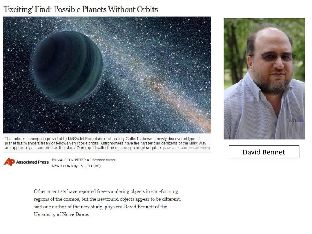 David Bennet