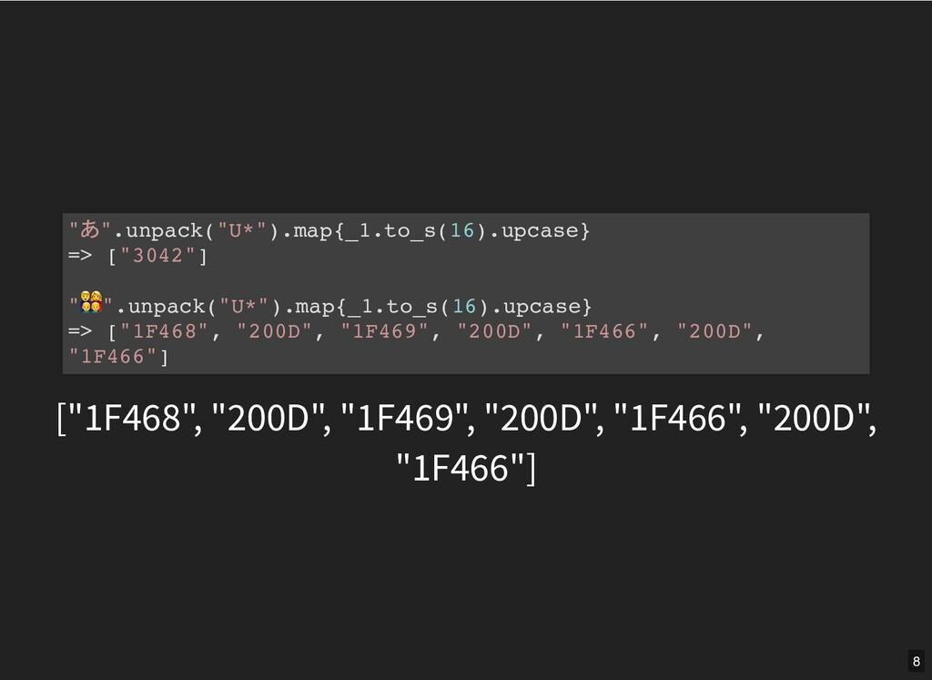 """[""""1F468"""", """"200D"""", """"1F469"""", """"200D"""", """"1F466"""", """"20..."""