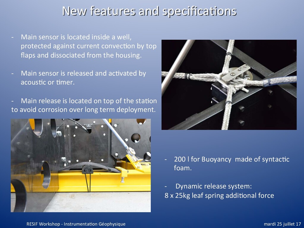 New features and specifica+ons Leaf spring for d...