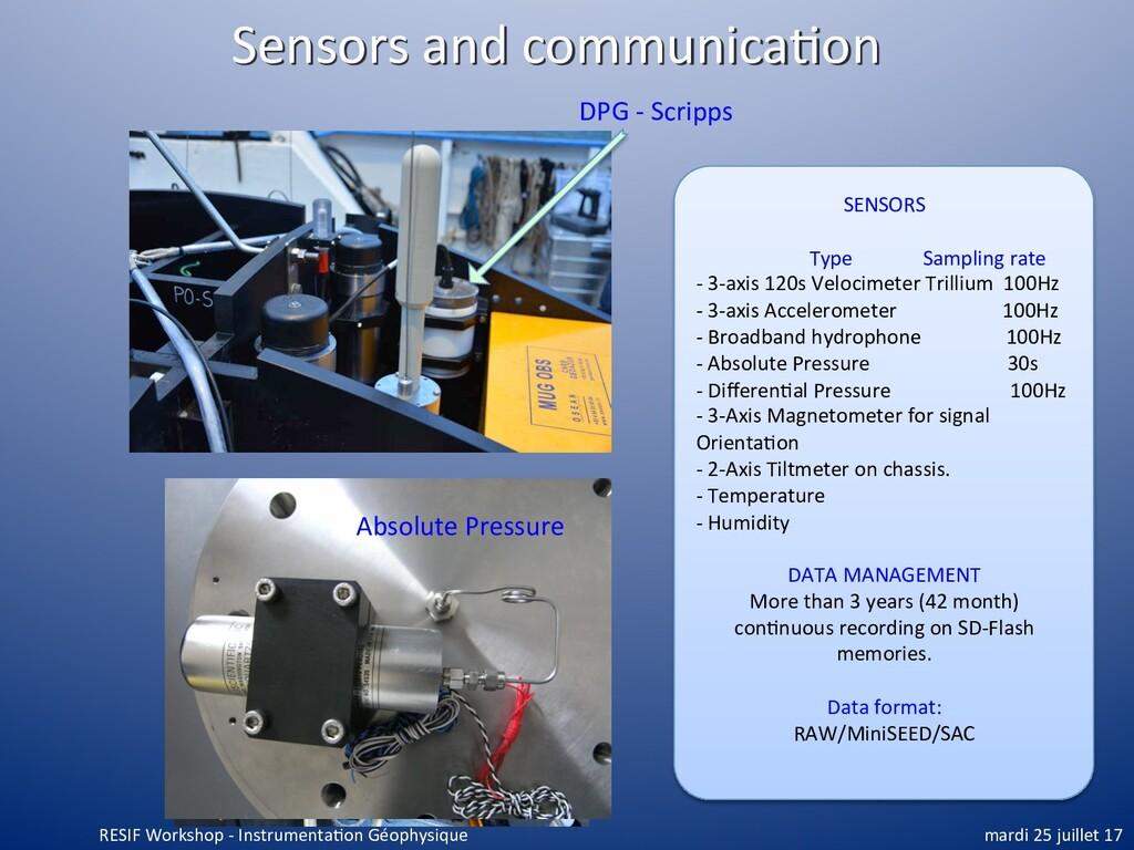 Trillium Compact OBS Sensor release Main releas...