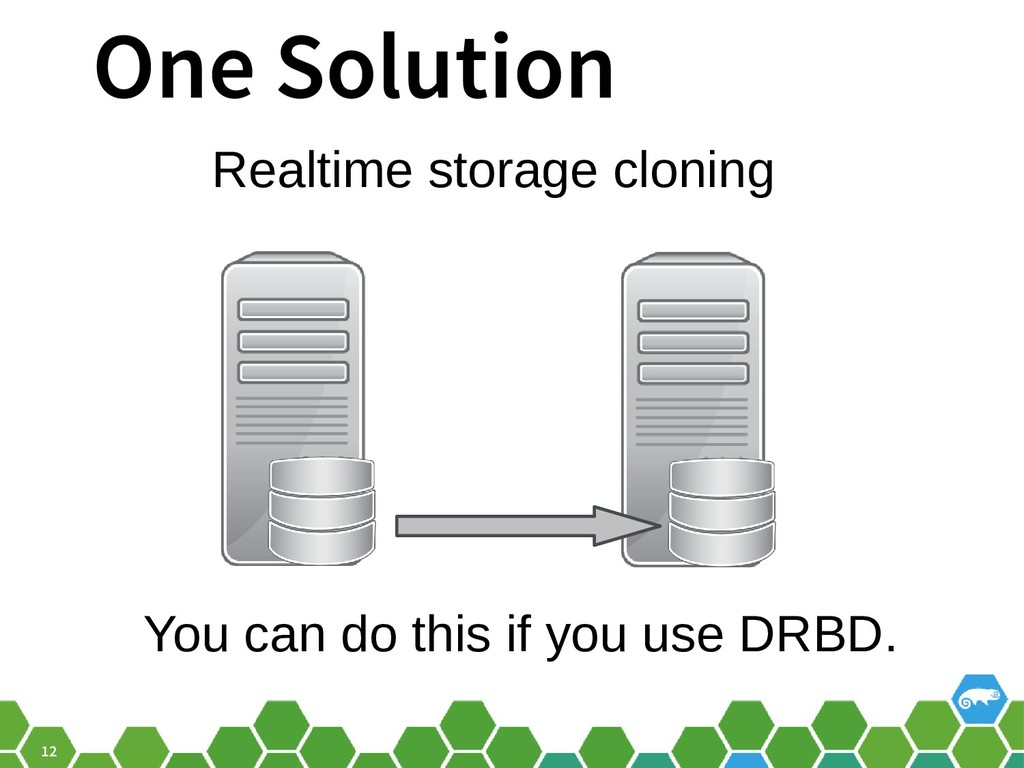 12 One Solution Realtime storage cloning You ca...