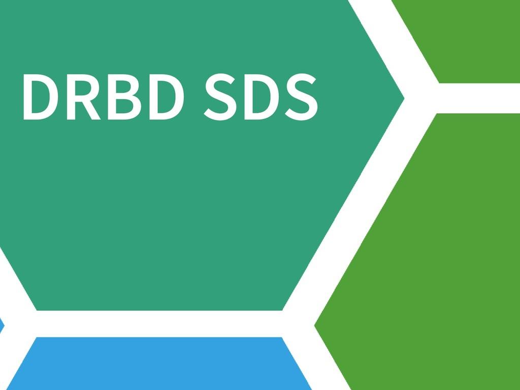 DRBD SDS