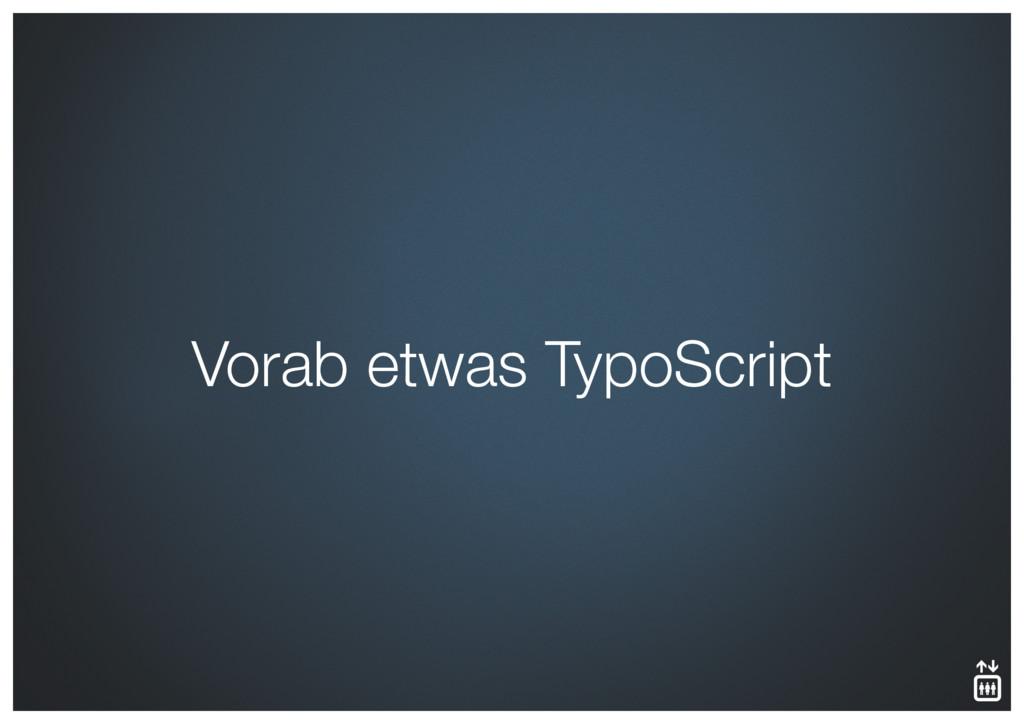 Vorab etwas TypoScript