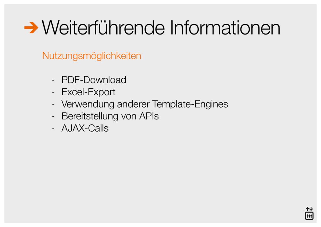 Nutzungsmöglichkeiten - PDF-Download - Excel-Ex...