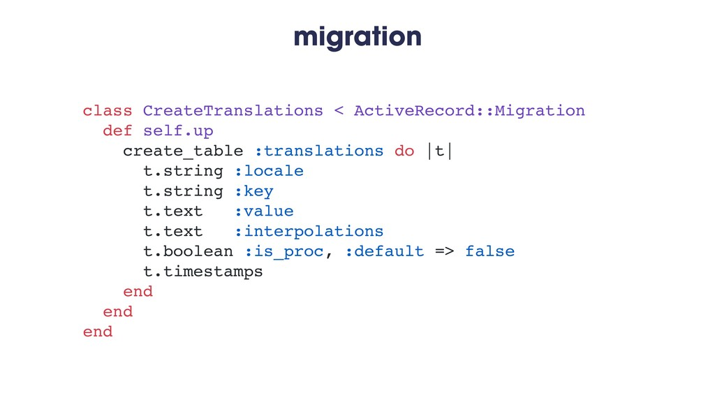 migration class CreateTranslations < ActiveReco...