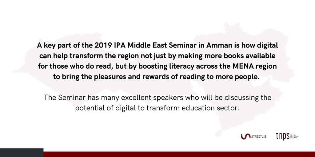 A key part of the 2019 IPA Middle East Seminar ...