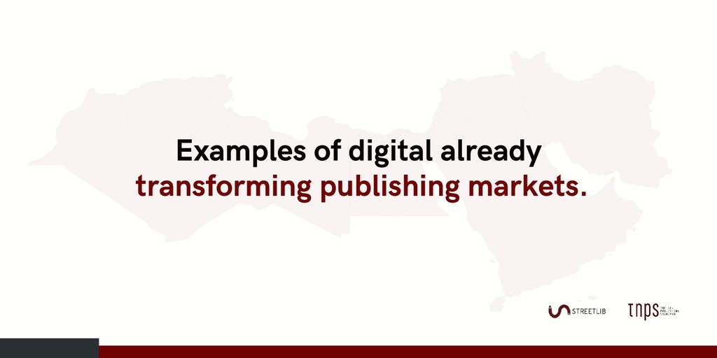Examples of digital already transforming publis...