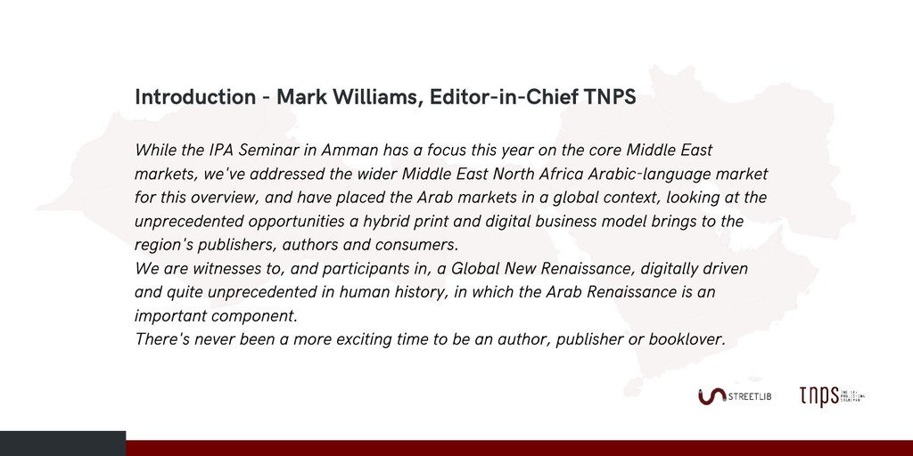 Introduction - Mark Williams, Editor-in-Chief T...