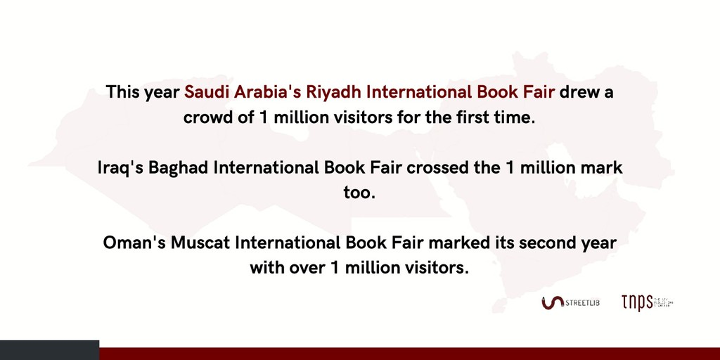 This year Saudi Arabia's Riyadh International B...
