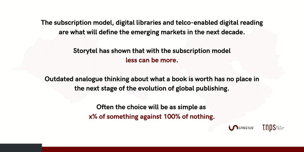 The subscription model, digital libraries and t...