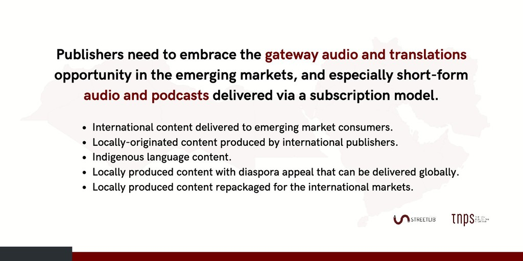 Publishers need to embrace the gateway audio an...