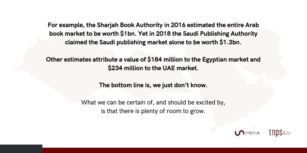 For example, the Sharjah Book Authority in 2016...