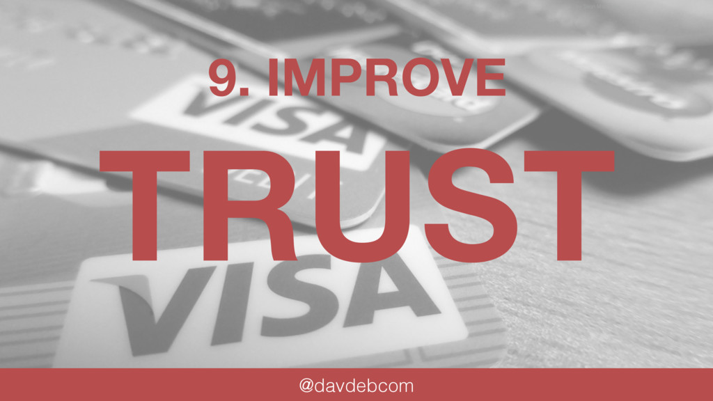 9. IMPROVE TRUST baymard.com - getelastic.com -...