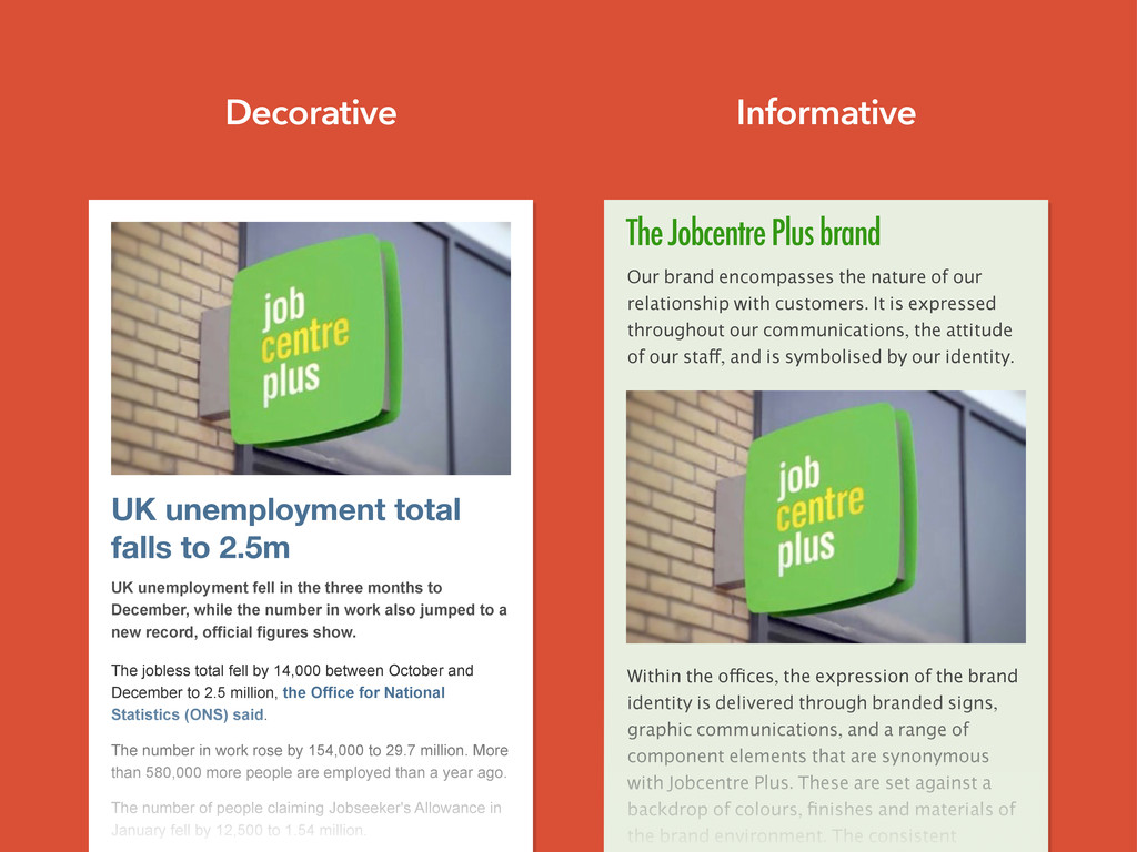 Informative Decorative UK unemployment total fa...