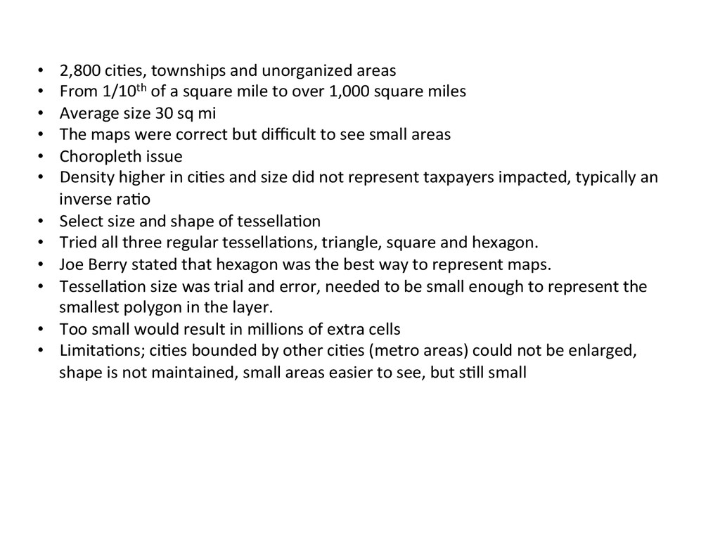 • 2,800 ci>es, townships and unorg...