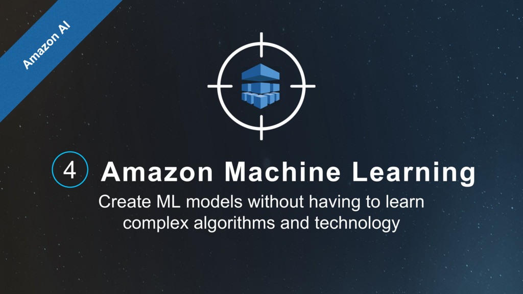 Amazon Machine Learning Create ML models withou...