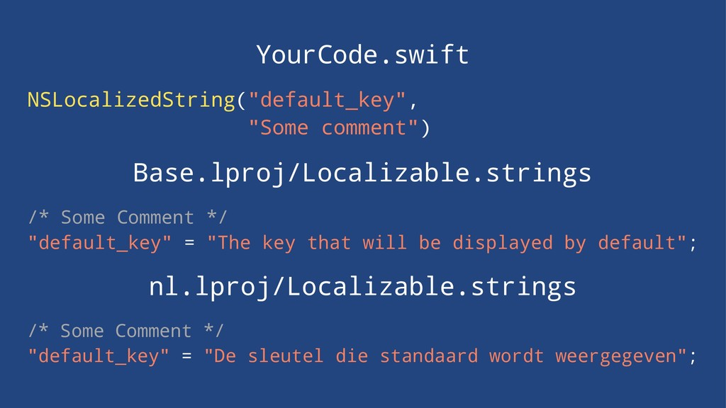 "YourCode.swift NSLocalizedString(""default_key"",..."
