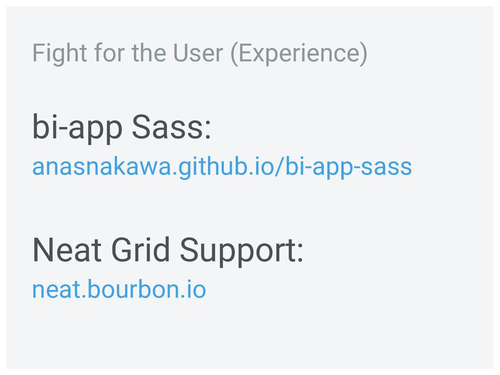 bi-app Sass: anasnakawa.github.io/bi-app-sass N...