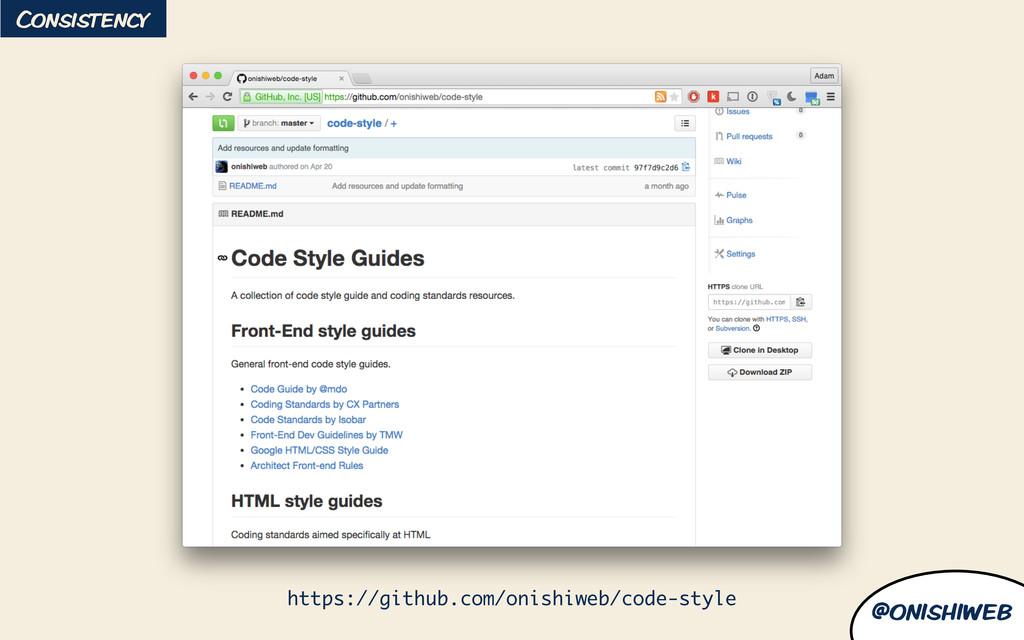 @onishiweb Consistency https://github.com/onish...