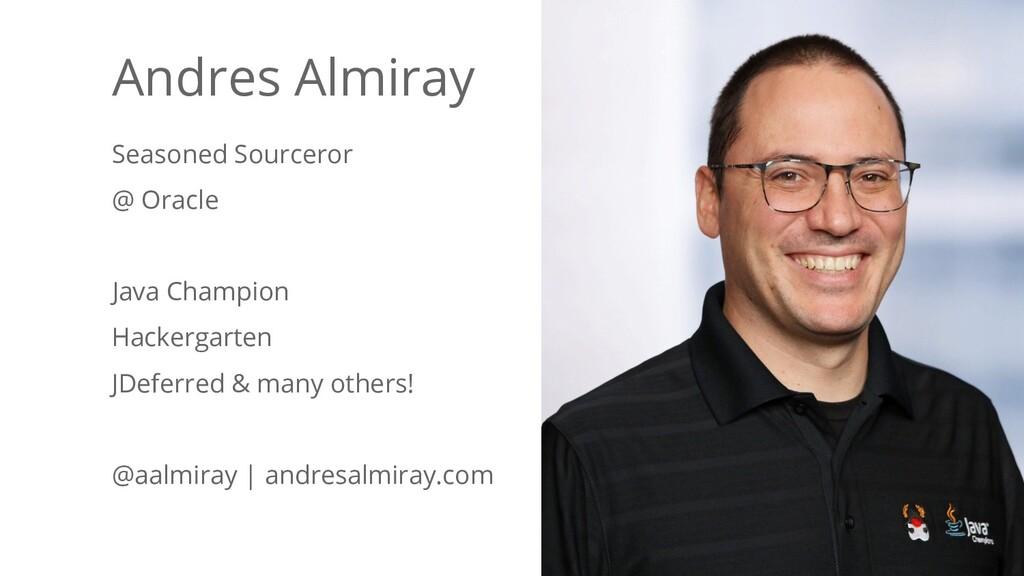 4 @aalmiray @saturnism Andres Almiray Seasoned ...