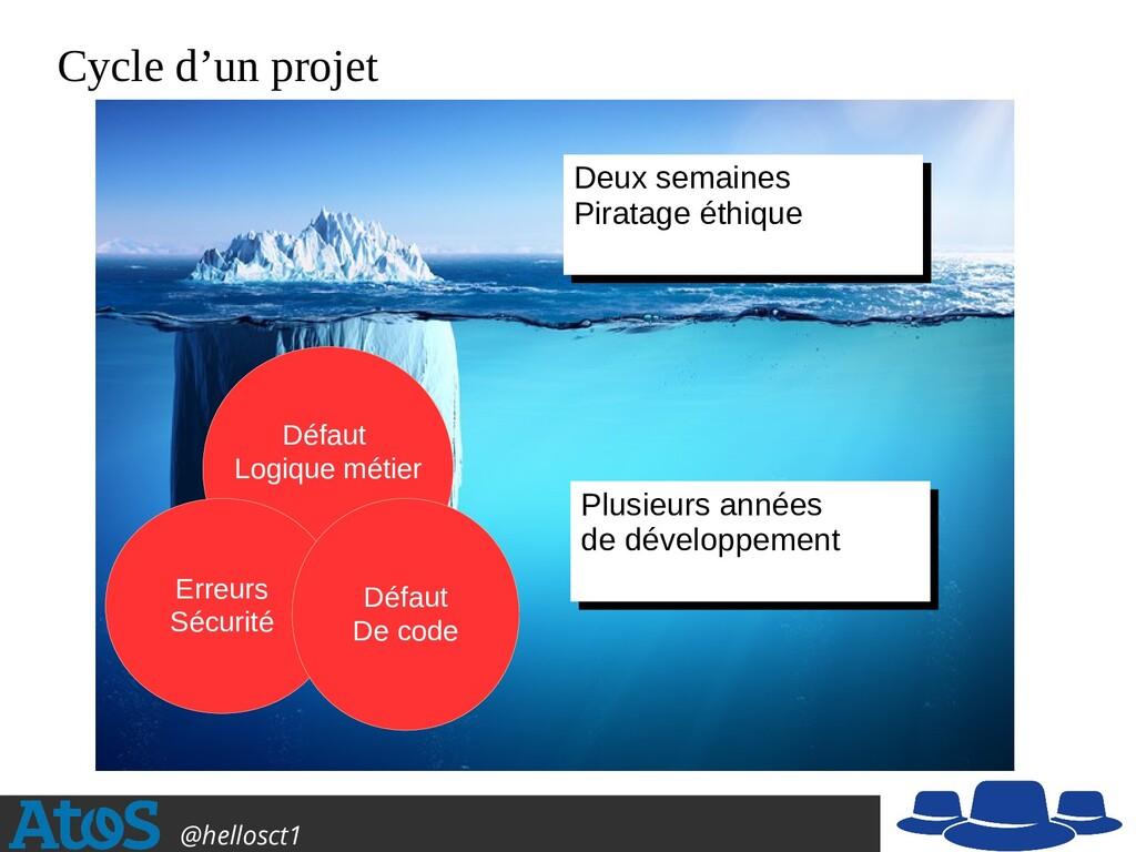 @hellosct1 Cycle d'un projet Défaut Logique mét...