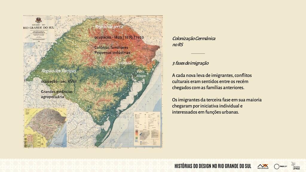 HISTÓRIAS DO DESIGN NO RIO GRANDE DO SUL Porto ...